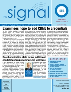 The Signal June 2012