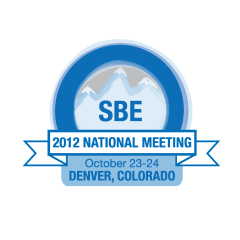 SBE National Meeting Logo
