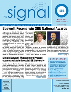 The Signal August Issue
