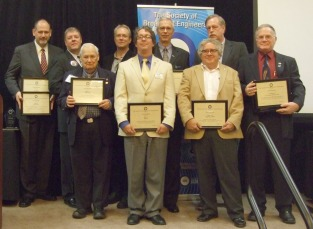 2012 SBE Award recipients